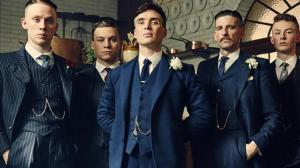 Peaky-Blinders Men